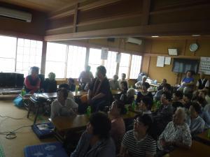 上町・下町地区合同防災講話の実施02
