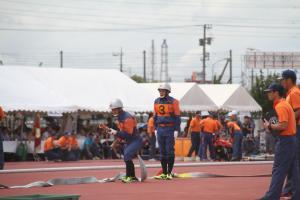 第55回千葉県消防操法大会で優勝03