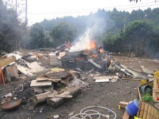 野外焼却の禁止 | 山武市公式ホームページ:スマートフォン版