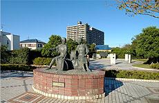 伊藤左千夫記念公園