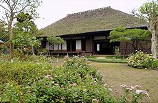 伊藤左千夫の生家