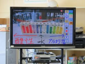小学校6年生 理科「水溶液」の授業04