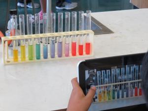小学校6年生 理科「水溶液」の授業01