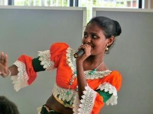 カレーづくりで国際交流! 青少年スリランカ交流会を開催04