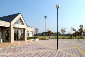 管理棟(成東総合運動公園)