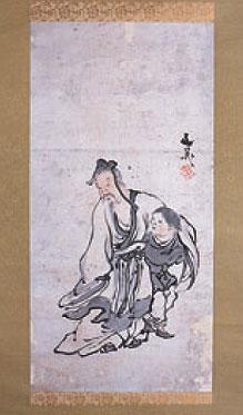 谷文晁の絵画