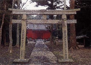 稲荷神社 大鳥居